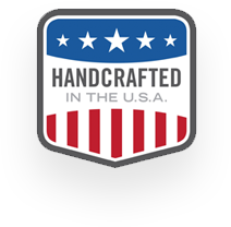 Handcrafted in the U.S.A.