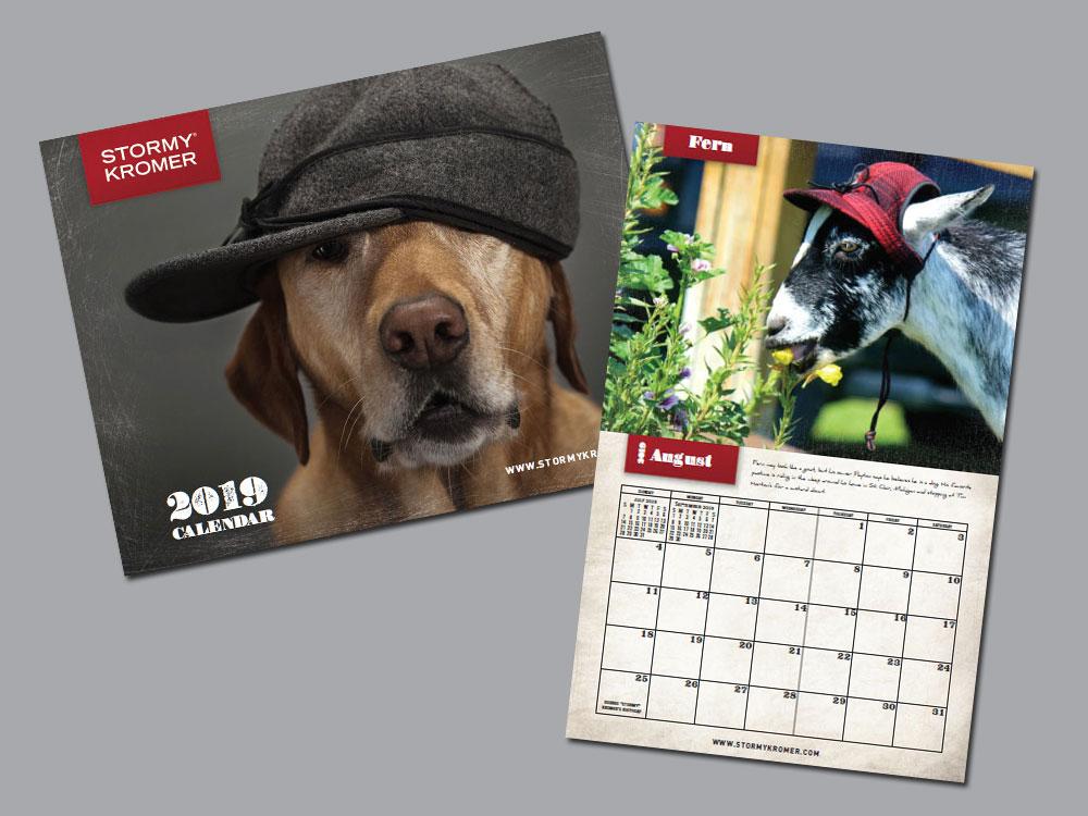 SK Pet Calendar